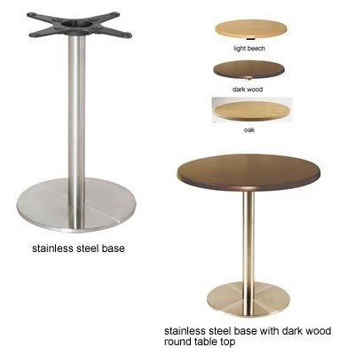 Stainless Steel Pub Table 31