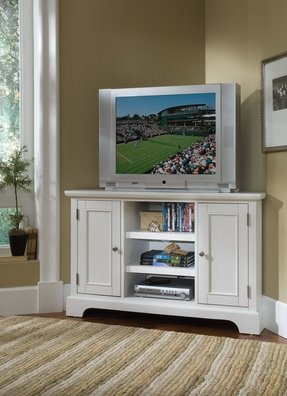Corner Tv Cabinets With Doors Ideas On Foter