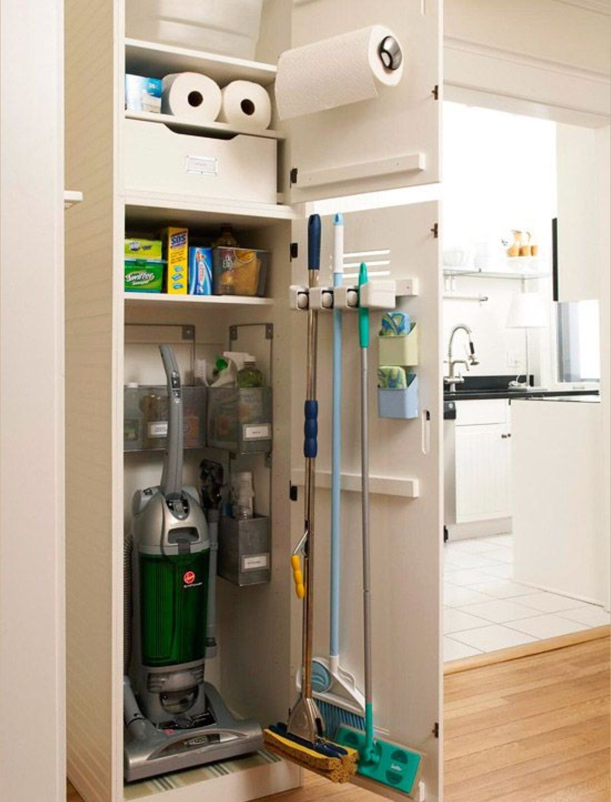 Attractive Thin Pantry Cabinet