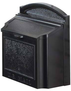 Wall mount residential mailboxes 10