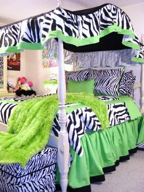 Zebra And Cheetah Print Bedding Ideas On Foter