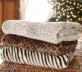 Animal Print Throw Blankets Foter
