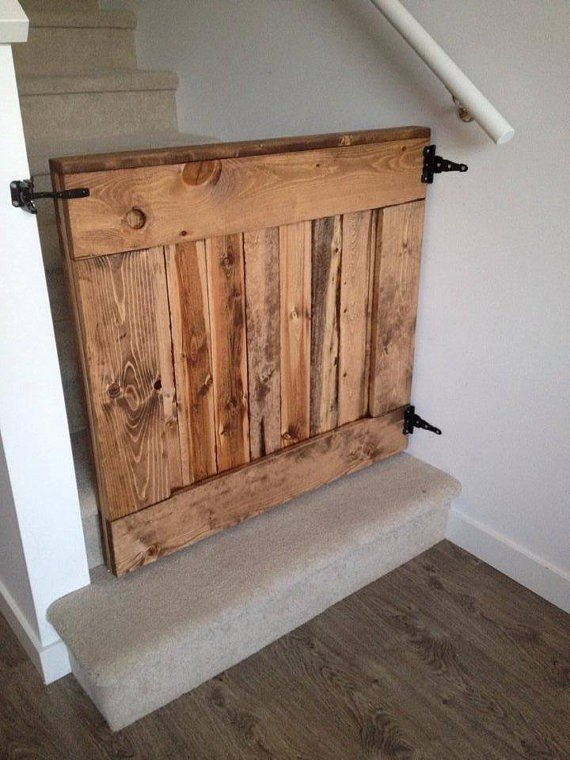 Exceptionnel Wooden Indoor Dog Gates   Ideas On Foter