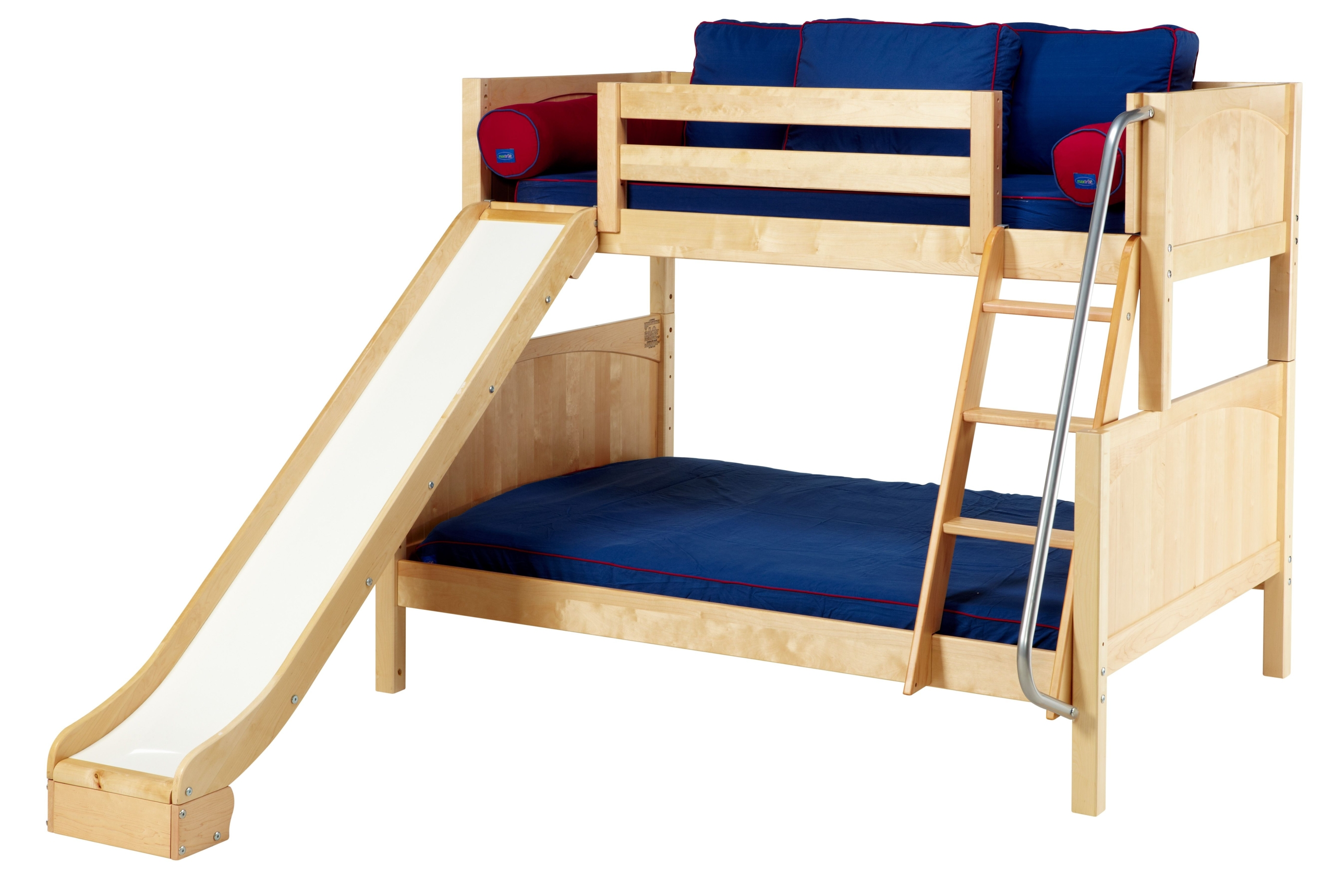 Bunk bed with slide and tent  sc 1 st  Foter & Bunk Bed With Slide And Tent - Foter