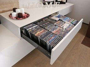 Cd bookcase furniture