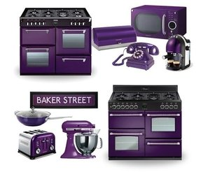 Colored Ovens
