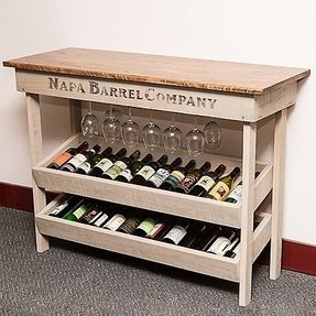 Coffee Table Wine Rack.Console Table With Wine Rack Ideas On Foter