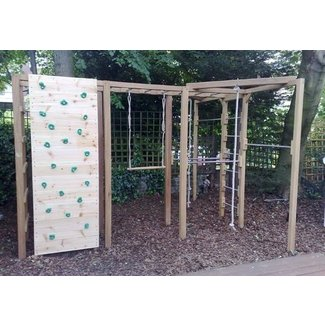 Diy gymnastics equipment