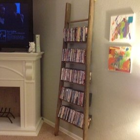 Wood Dvd Rack Ideas On Foter