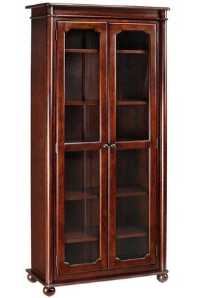 Essex bookcase with glass 229 to 399