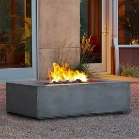 Fire Pit Table With Lid Foter