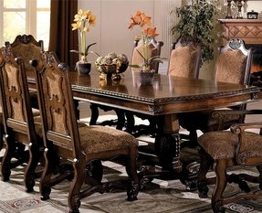 Heavy duty dining room chairs 2