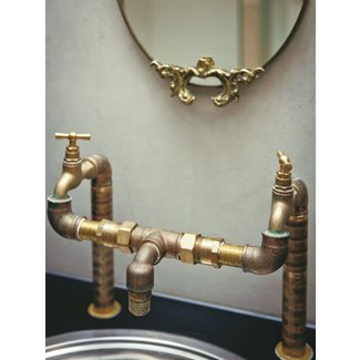Industrial bathroom fixtures 1