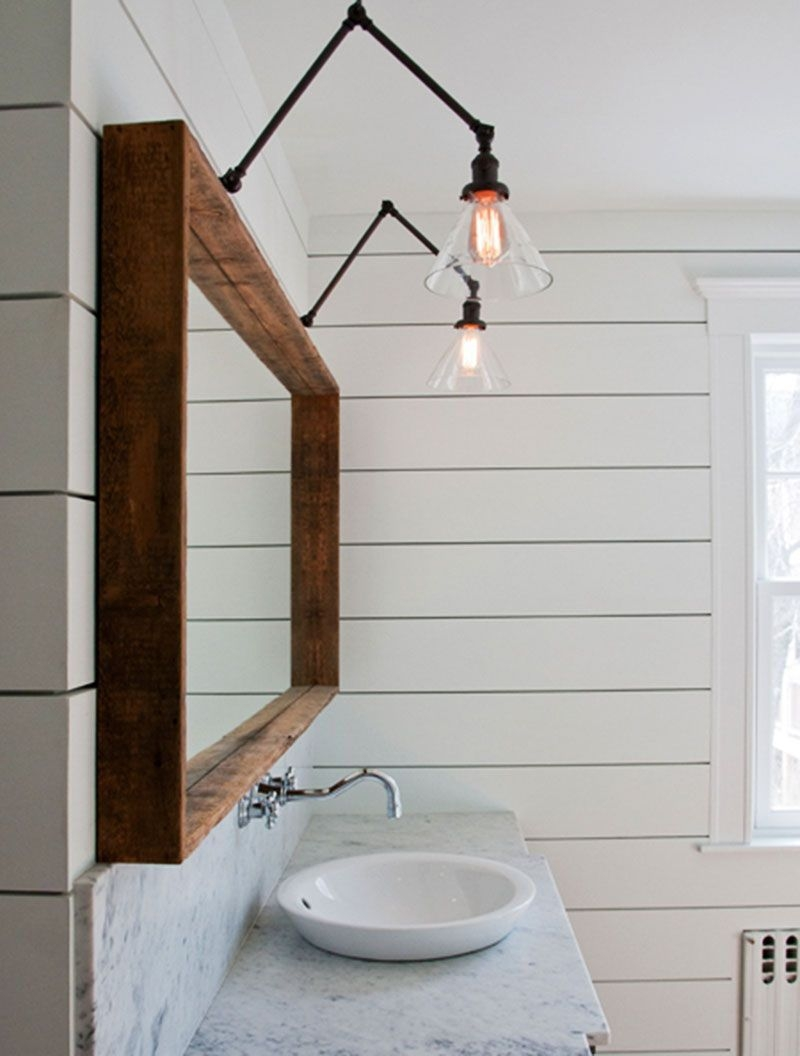 Bon Industrial Design Bathroom