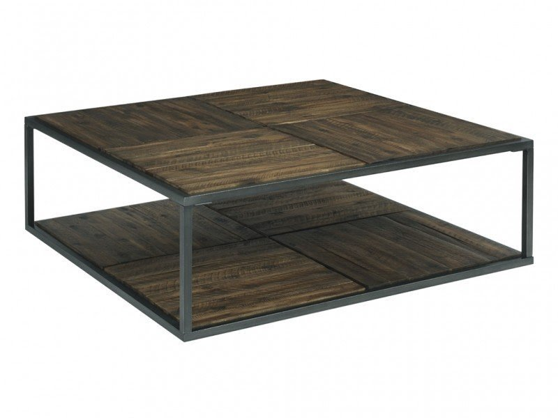 Large Square Cocktail Table 16