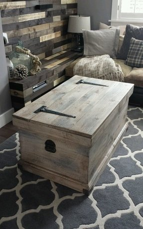 Extra Large Storage Trunk Foter