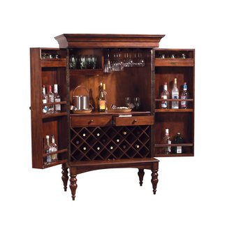 Lockable bar cabinet 6