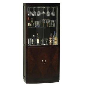 Lockable Bar Cabinet - Foter