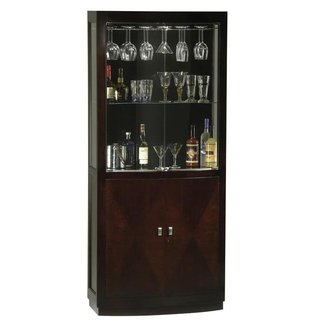 Lockable bar cabinet 7