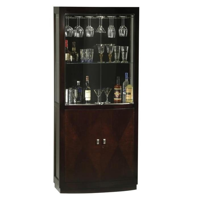 High Quality Lockable Bar Cabinet 7