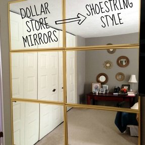 Modern wall mirrors decorative 1