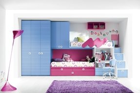 Loft Bunk Beds With Desk And Drawers Ideas On Foter