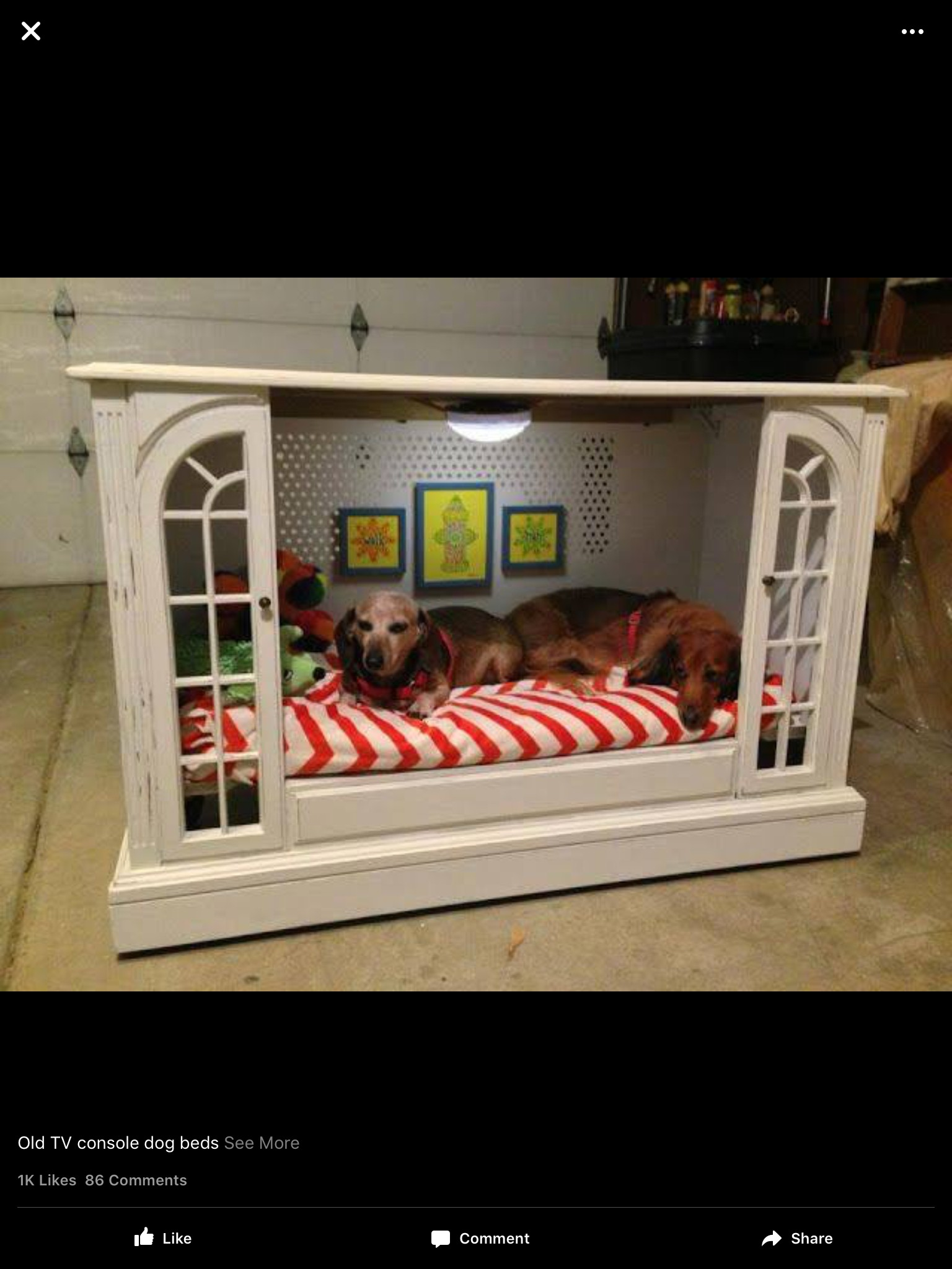 Pet Bed Furniture 1