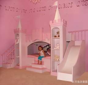Princess Beds For Girls