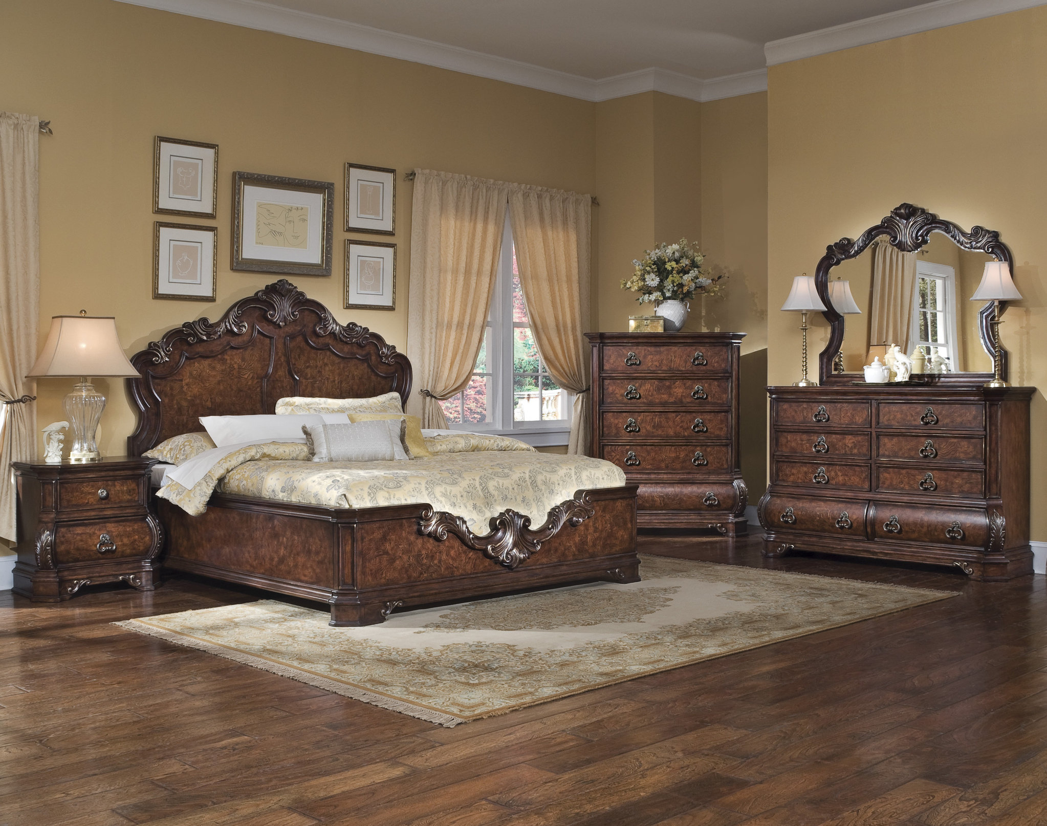 Pulaski Bedroom Sets 7