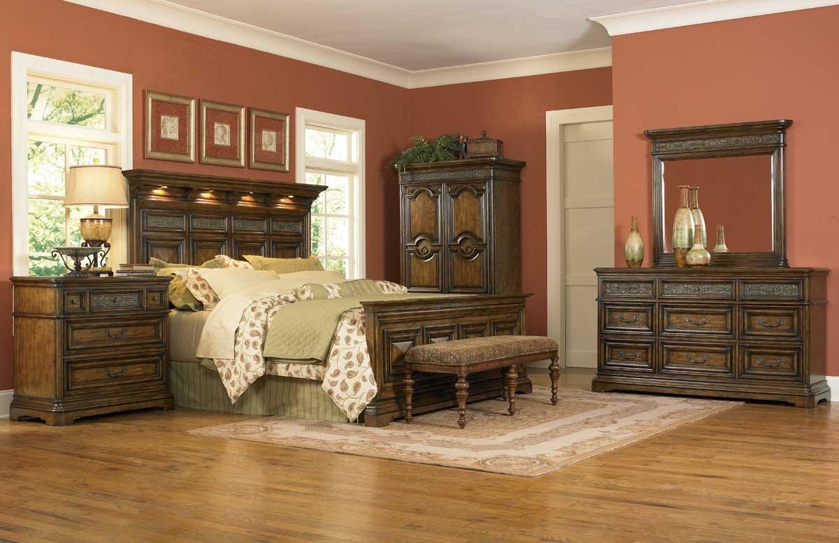 Pulaski King Bedroom Set