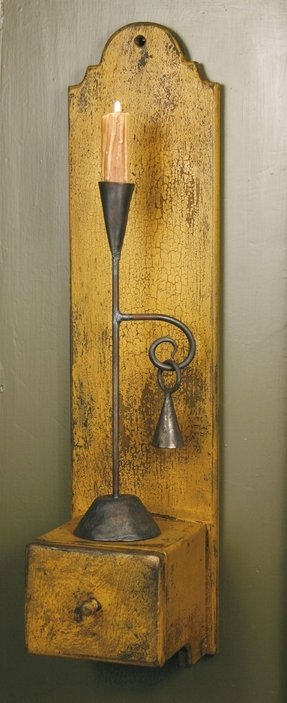 Rustic Wall Candle Holders Foter