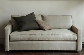 Single cushion loveseat 2