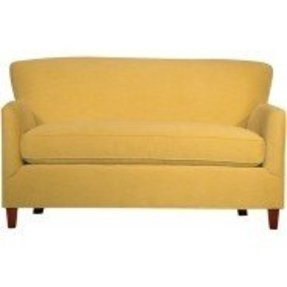 Single cushion loveseat 5