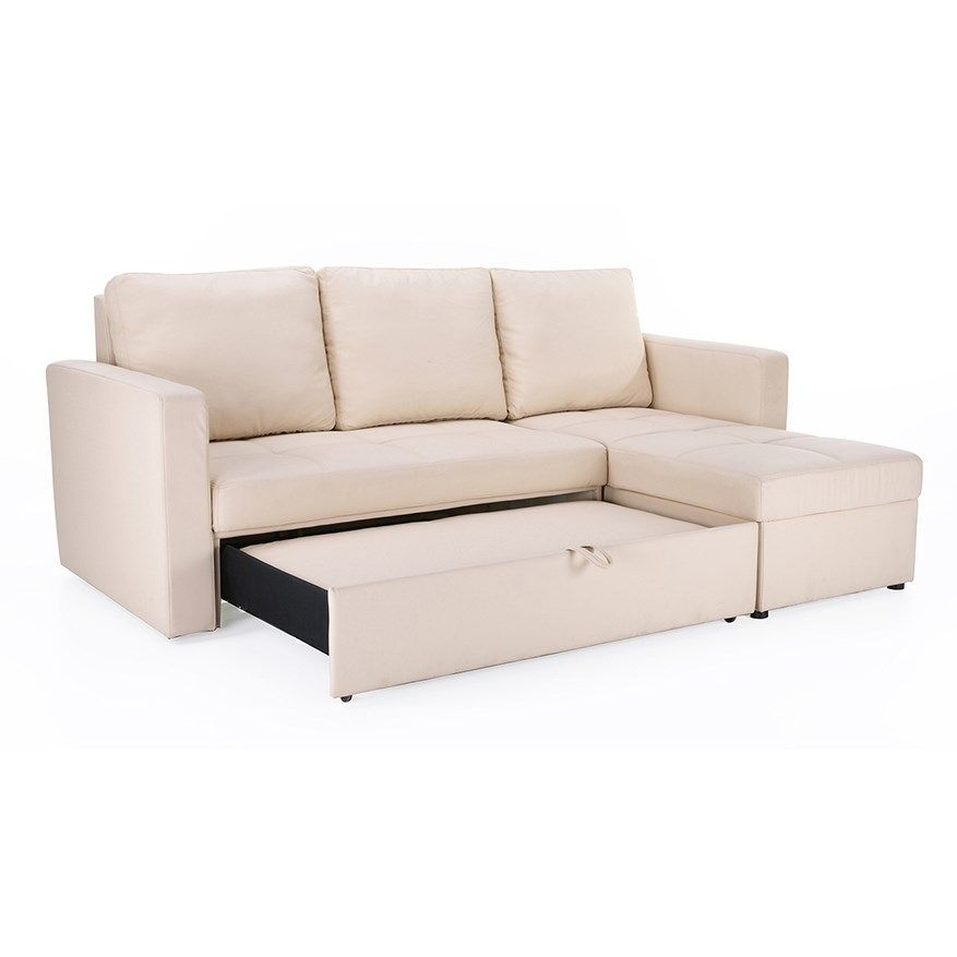 Merveilleux Sleeper Sofa With Chaise