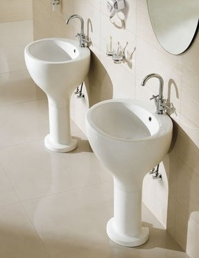 Modern Pedestal Sinks For Small Bathrooms For 2020 Ideas