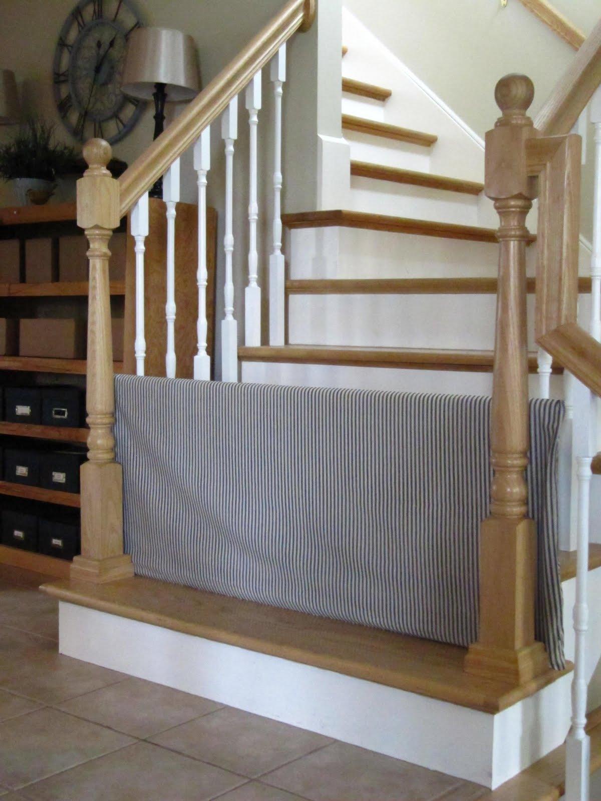 Stairway Pet Gate 22