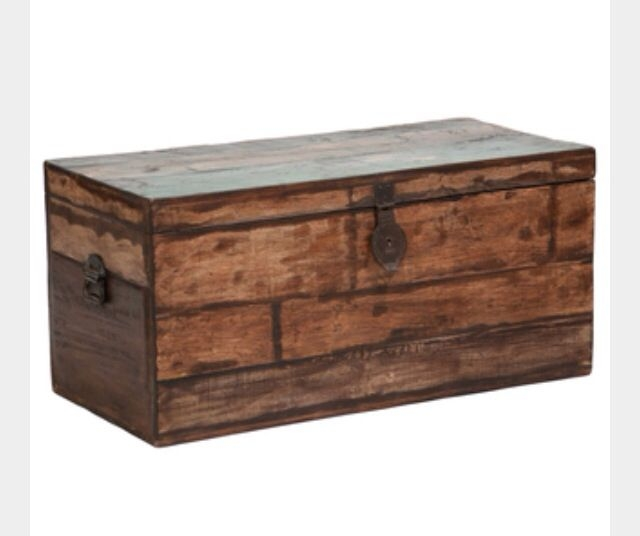 Time Honored Designs Cardiff Trunk