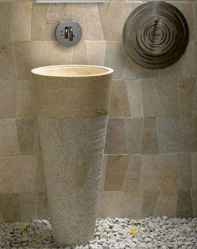 Modern Pedestal Sinks For Small Bathrooms - Foter