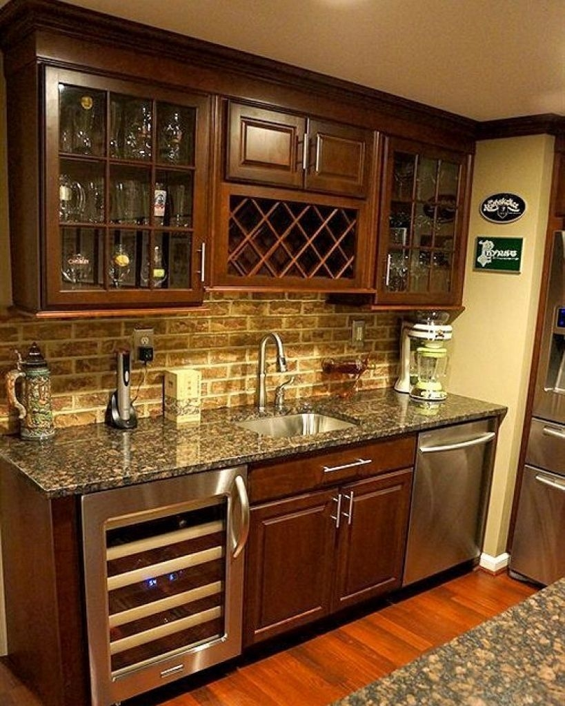 Wonderful Wall Bar Cabinet