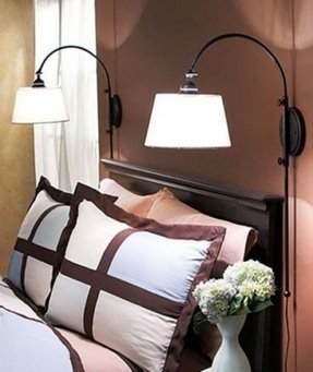 Wall Mounted Bed Lamps - Ideas on Foter