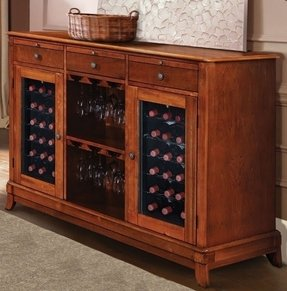 Wine cooler cabinet furniture