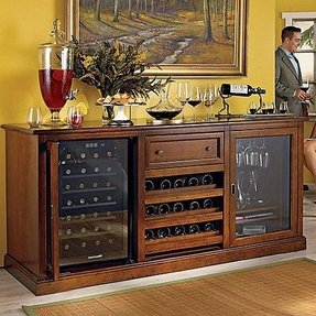 Wine Cooler Cabinets Furniture