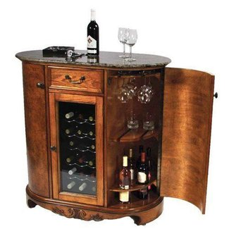 Wine Fridge Furniture