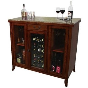 Wine refrigerator cabinet furniture