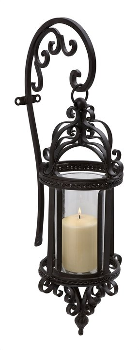 Wrought Iron Candle Lanterns - Foter