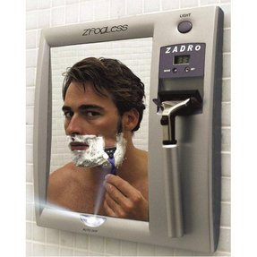 Zadro products zfogless lighted shaving mirror 2