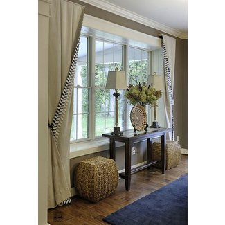 Best picture window curtains and window treatments for - Window treatment ideas pictures ...