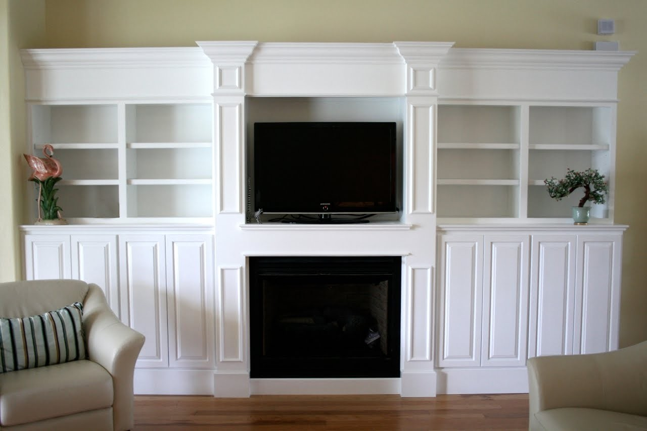 Electric Fireplace Wall Units