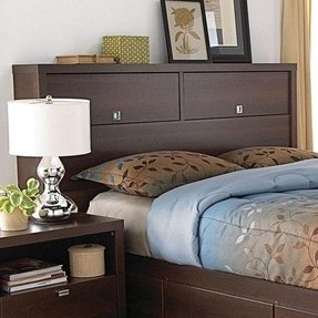 King Size Storage Headboard