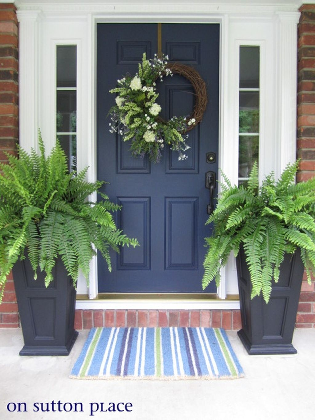 Large Front Door Wreaths